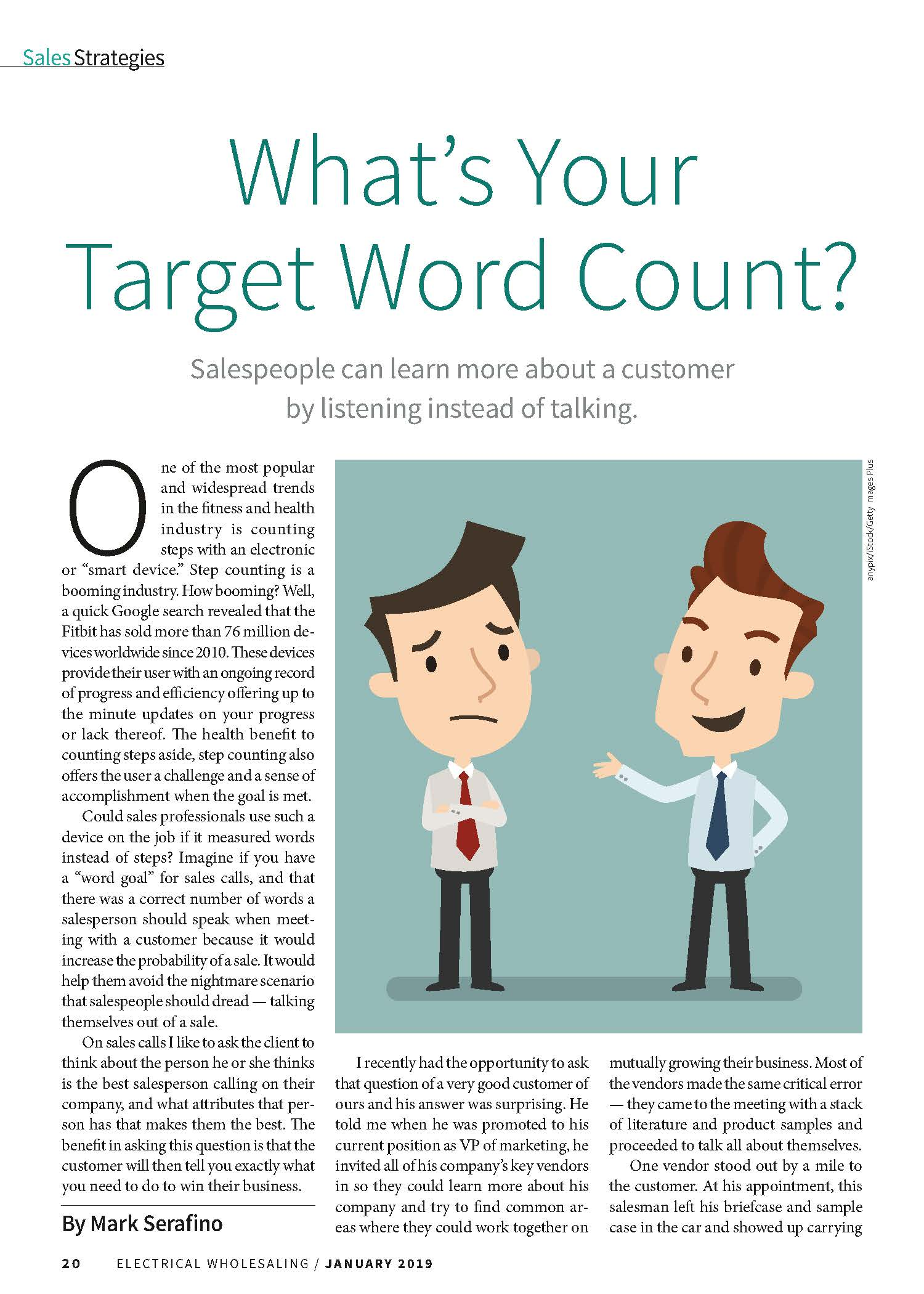 What's Your Target Word Count - Electrical Wholesaling_Page_1